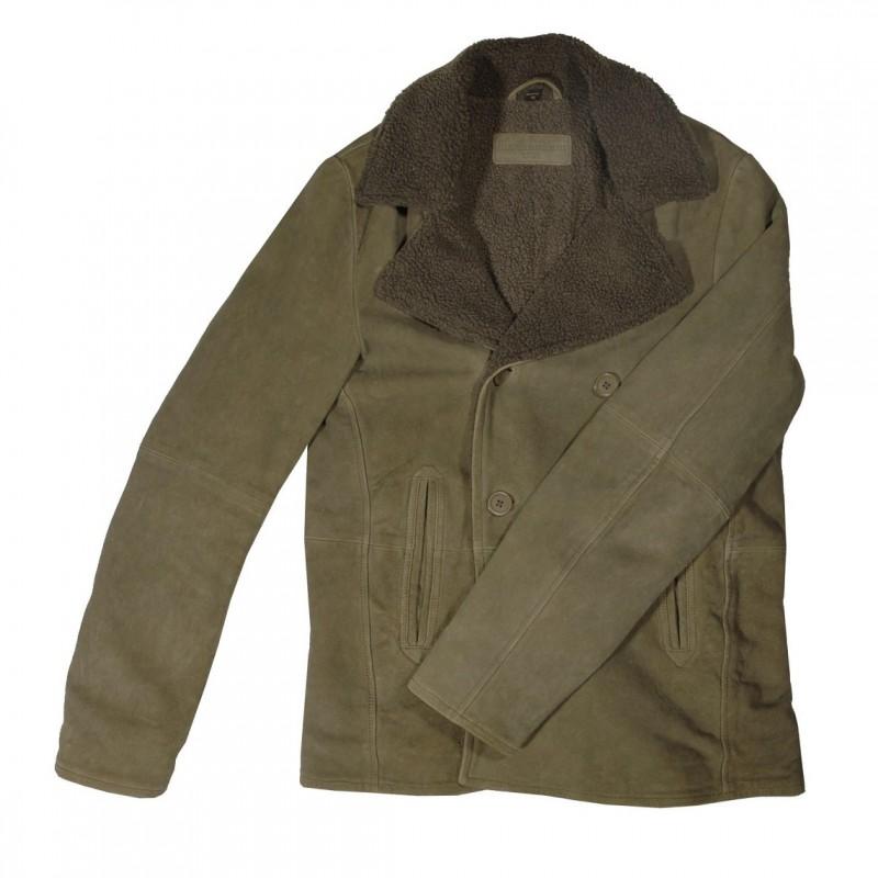 Minoronzoni Suede Jacket