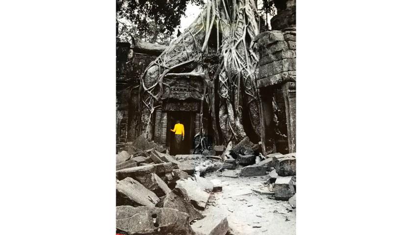 """Entrance Monk"" by Nicholas Miller"