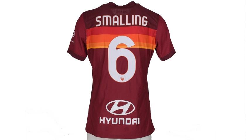 Smalling's Worn Shirt, Roma-Torino - WFP Special