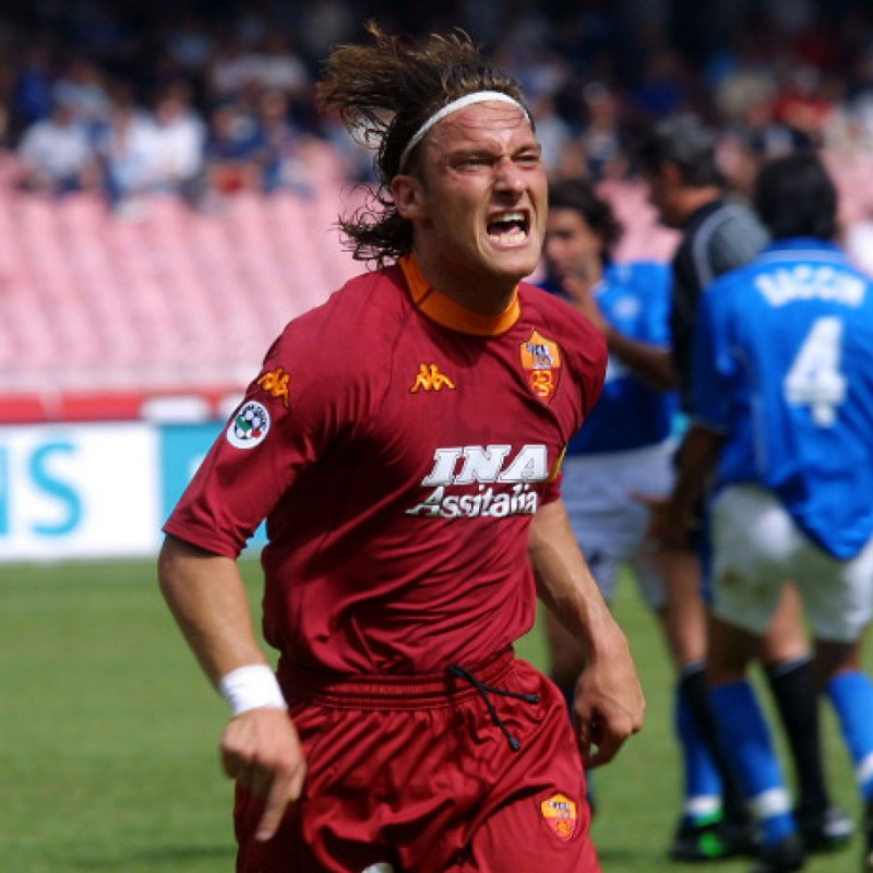 Totti's Roma Training Sweatshirt