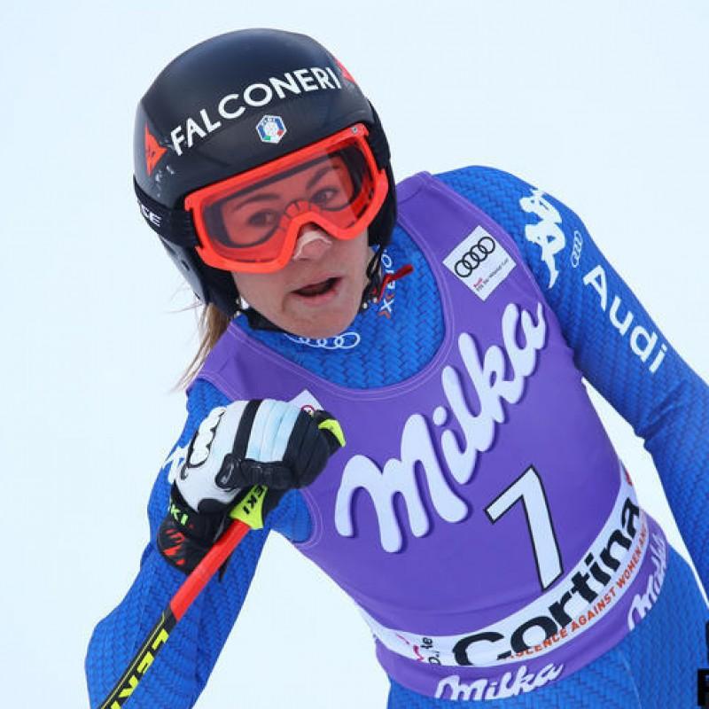 Sofia Goggia's Dainese Ski Helmet