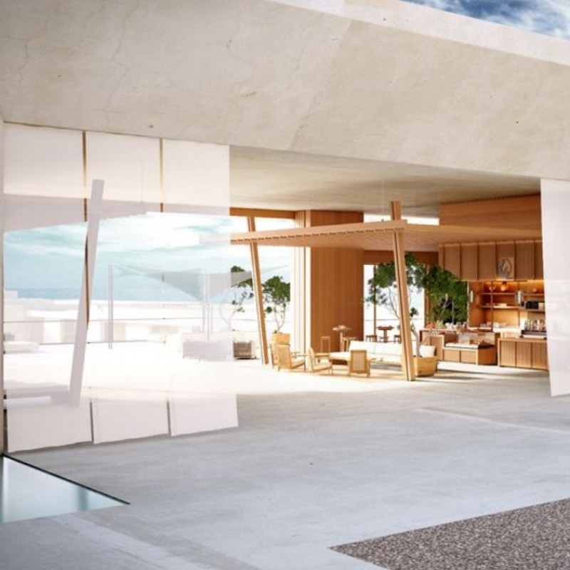 One-Night Stay at Nobu Hotels: Miami Beach, Los Cabos or Chicago
