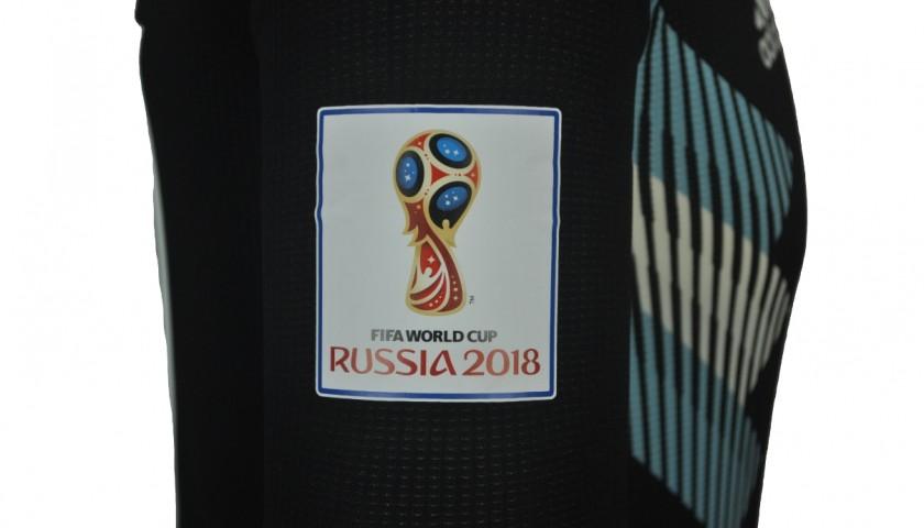 Messi's Match Shirt, Argentina-Iceland 2018