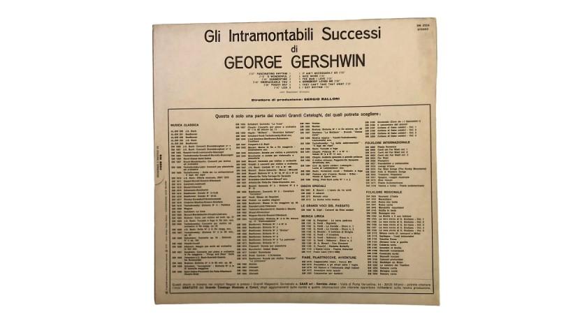 Gli Intramontabili Successi di George Gershwin LP - 1971