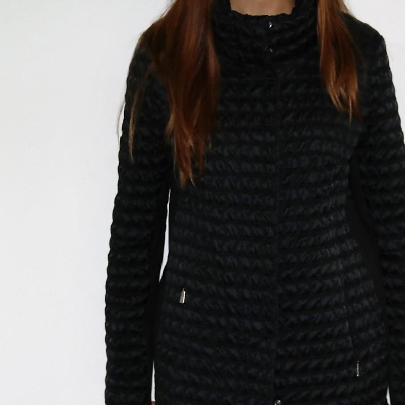 Exclusive woman jacket realized by Elena Mirò