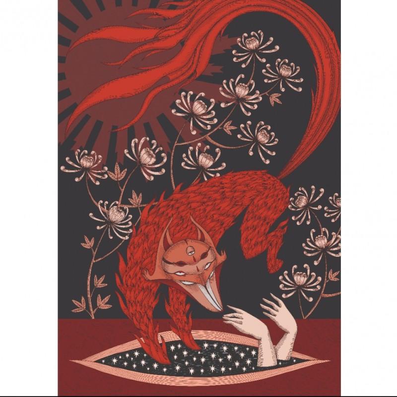 """Fox"" by Elisa Seitzinger"