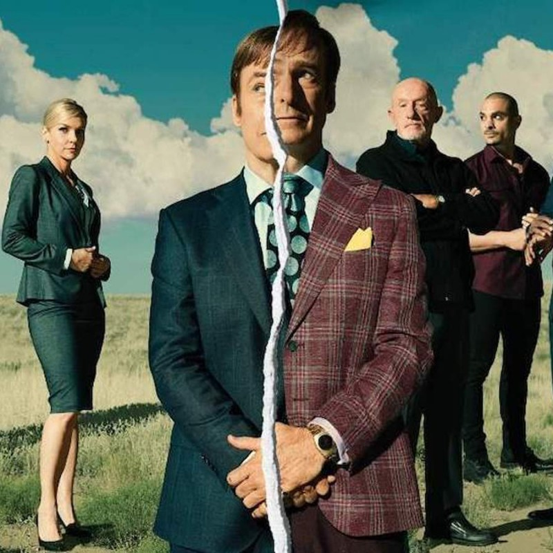 """""""Better Call Saul"""" Hand Signed Photograph"""