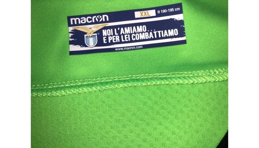 Vargic's Match Shirt, Lazio-Nice + Bib
