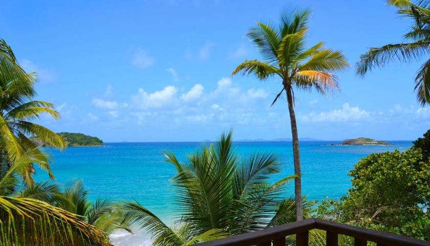 A 2-week Stay in a Luxury Villa in Bequia for Six People