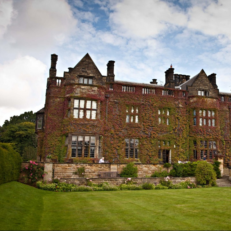 North Yorkshire Getaway to Gisborough Hall