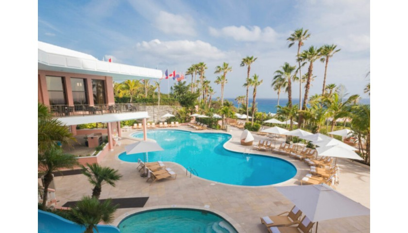 4-Night Suite Stay at the Fairmont Bermuda