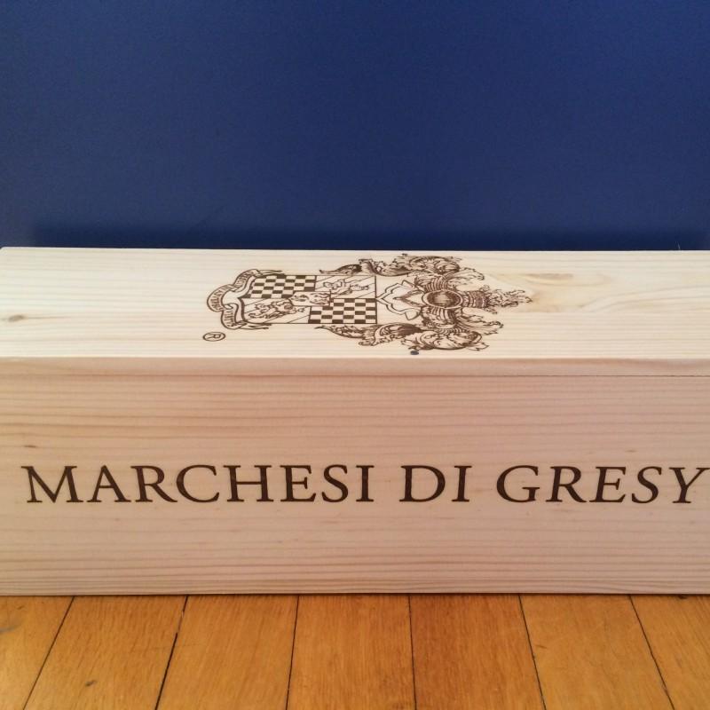 Marchesi di Grésy Magnum in Wooden Box