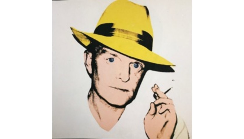 """Truman Capote"" by Andy Warhol"