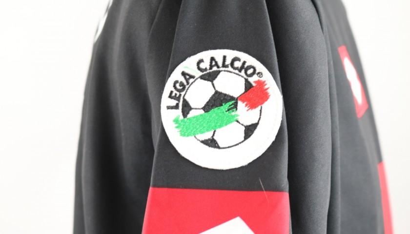 Amoruso's Juventus Match Shirt, TIM Cup 2001/02