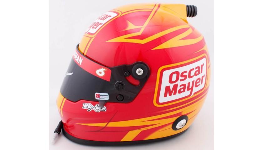 Ryan Newman Signed NASCAR Helmet