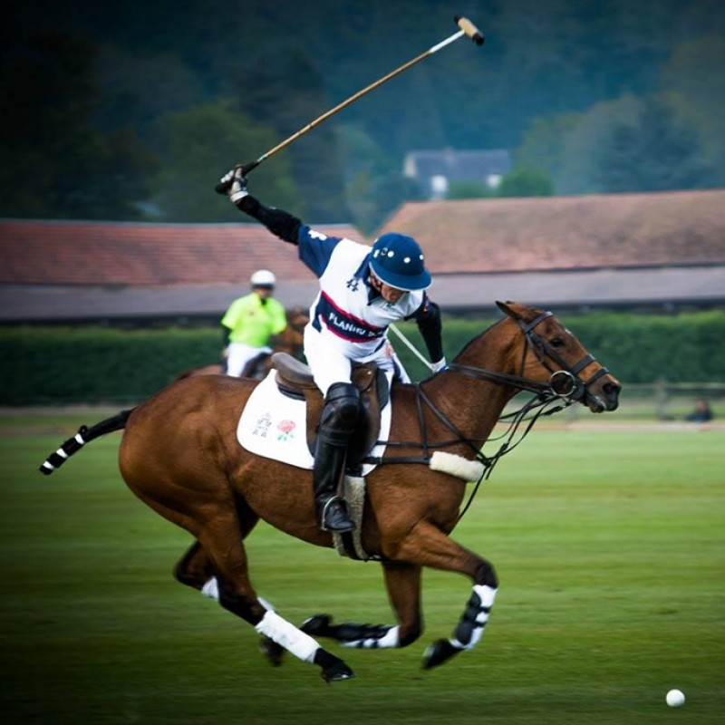 Private Polo Lesson at Longdole with Will Lucas
