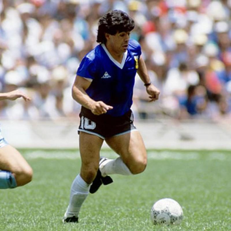 Maglia Retro Maradona Argentina, Mondiale Messico '86