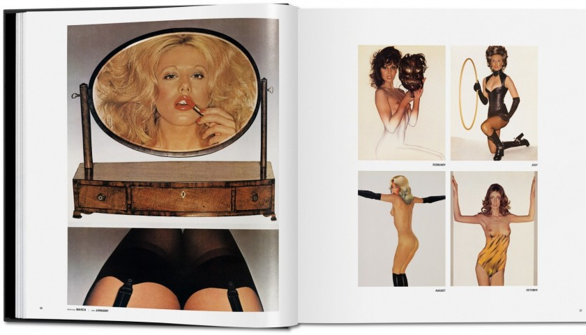 """""""Pirelli - The Calendar. 50 Years and More"""" Book"""