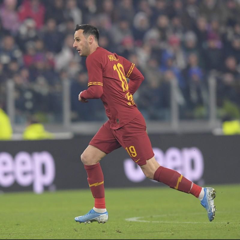 Maglia Kalinic indossata e autografata Roma-SPAL 2019