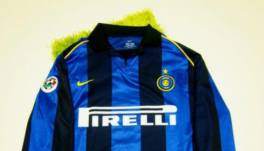 Ronaldo match worn shirt 43f4d339b