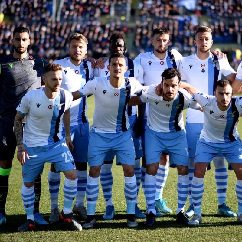 André Anderson's Worn Shirt, Brescia-Lazio 2020