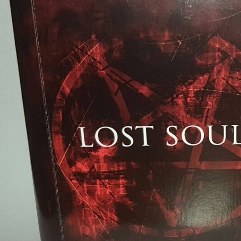 Lost Souls, the exorcisms book