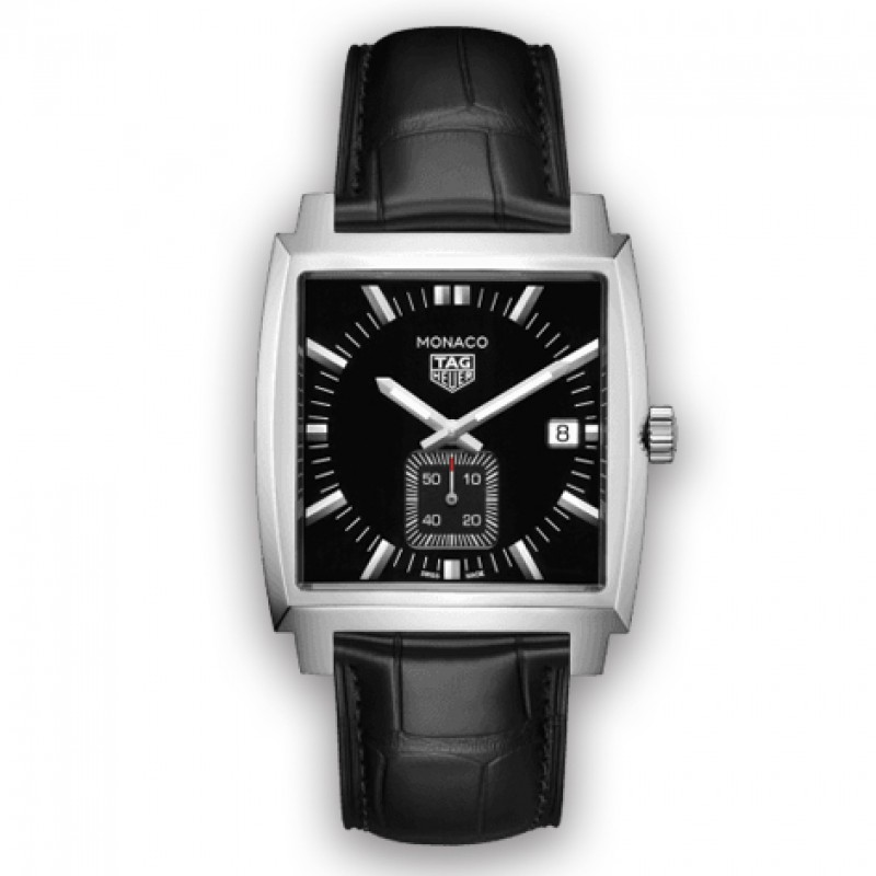 TAG Heuer Men's 37mm Monaco Watch
