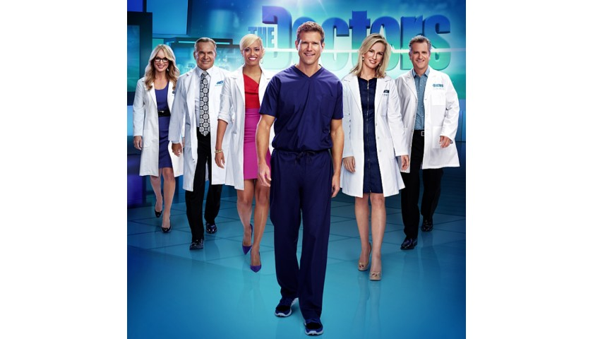 "4 VIP Seats For Taping of ""The Doctors"" in Hollywood"