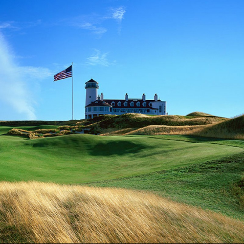A Round of Golf at Bayonne Golf Club