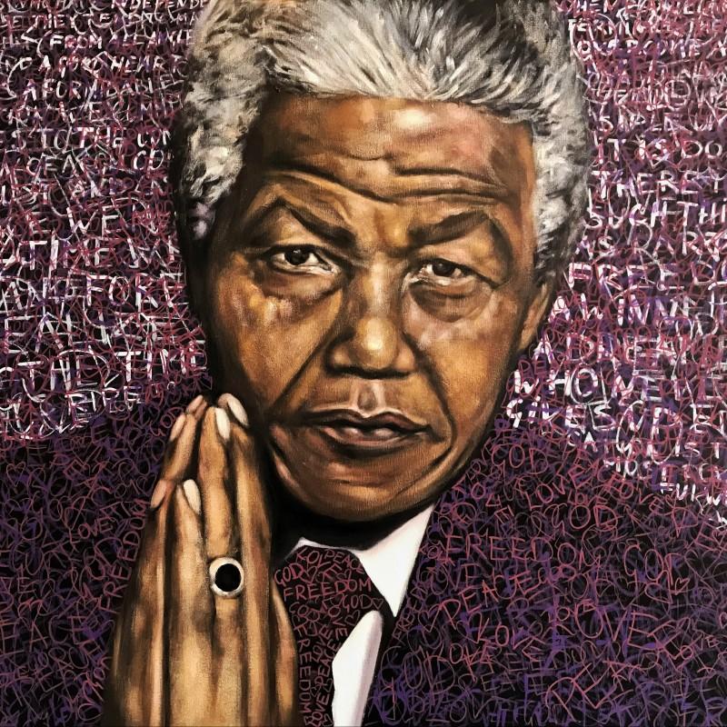 """""""Nelson Mandela"""" di Ania"""