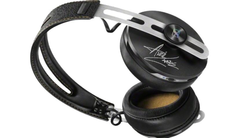 Avril's Autographed Headphones