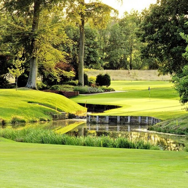 Overnight Stay and Golf at Belfry