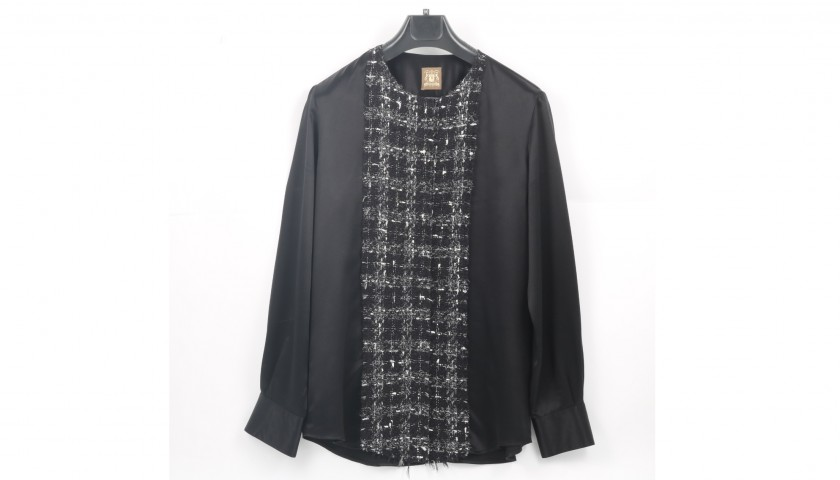 Women's Blouse and Belt by Trussardi