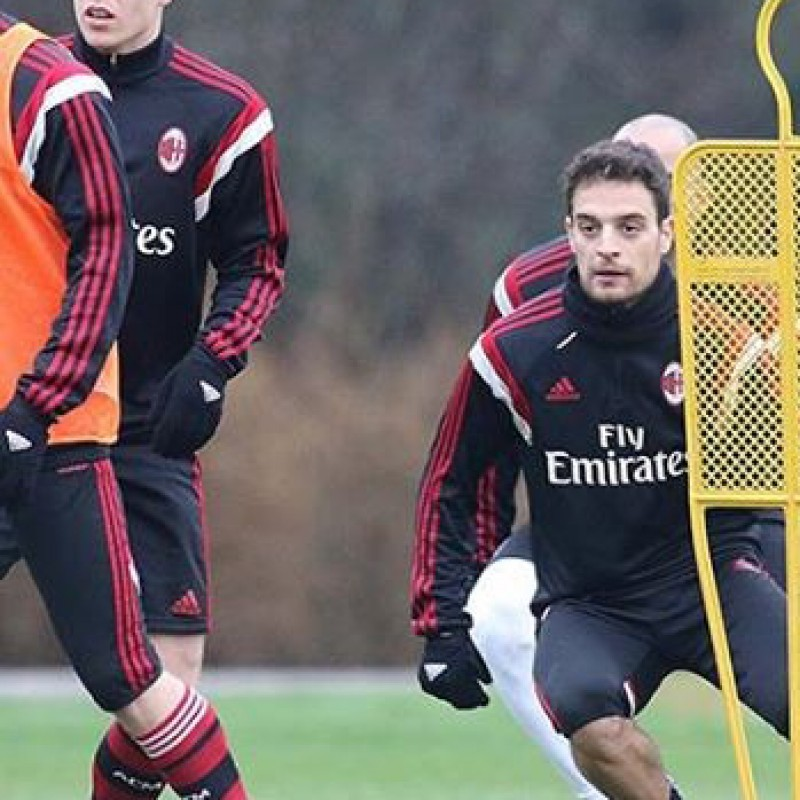 Spend a day with A.C. Milan at the Milanello training center