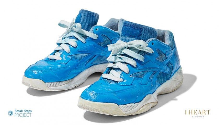 Carole King Signed Shoes