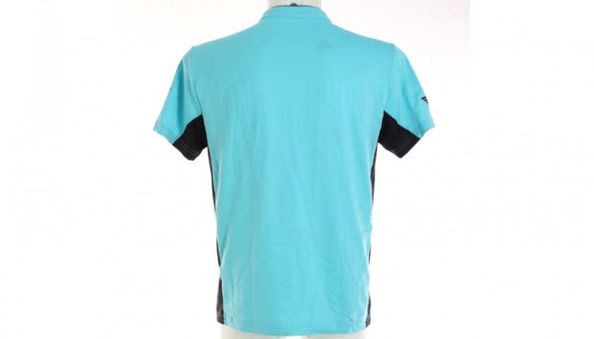 Signed Fognini Outfit, worn at Monte Carlo and Madrid 2021