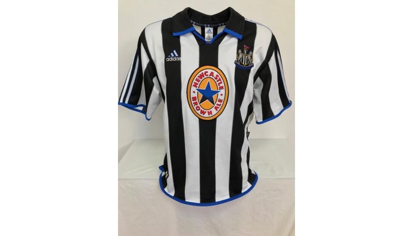 Shearer's Official Newcastle Signed Shirt, 1997/99