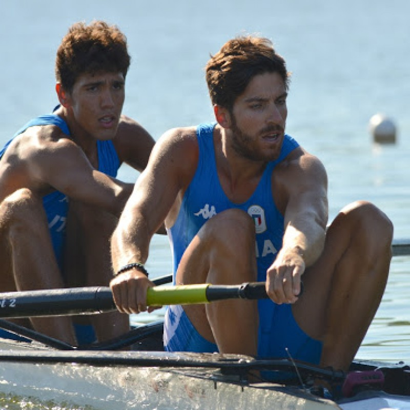 Exclusive Rowing With Italian Based Rowers - Up to Six People