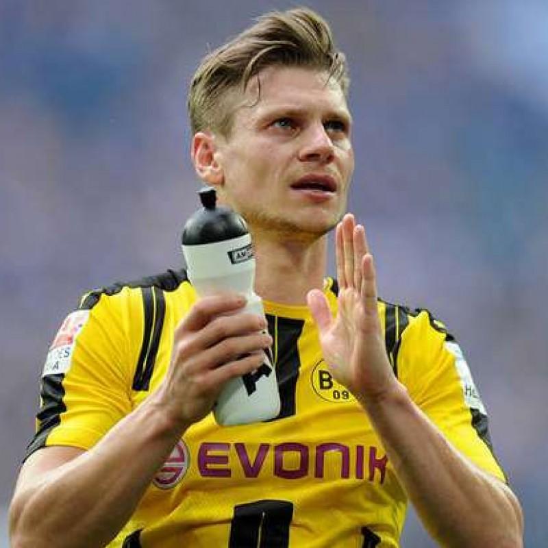 Piszczek's Official Borussia Dortmund Signed Shirt, 2016/17