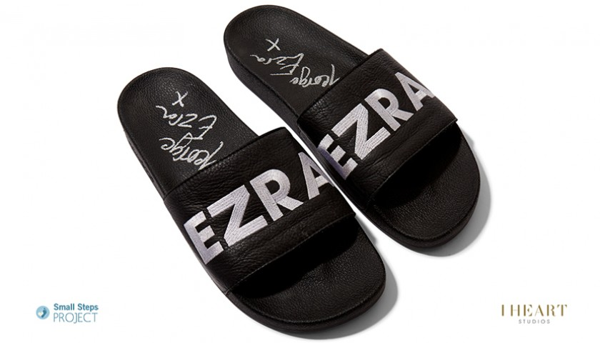 George Ezra Signed Shoes