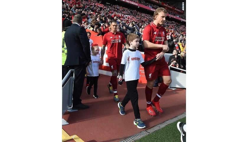 LFC Legends v Barça Legends Junior Player Buddy Experience