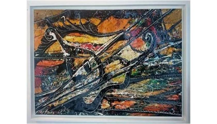 """The Eye"" by Max Rovira"