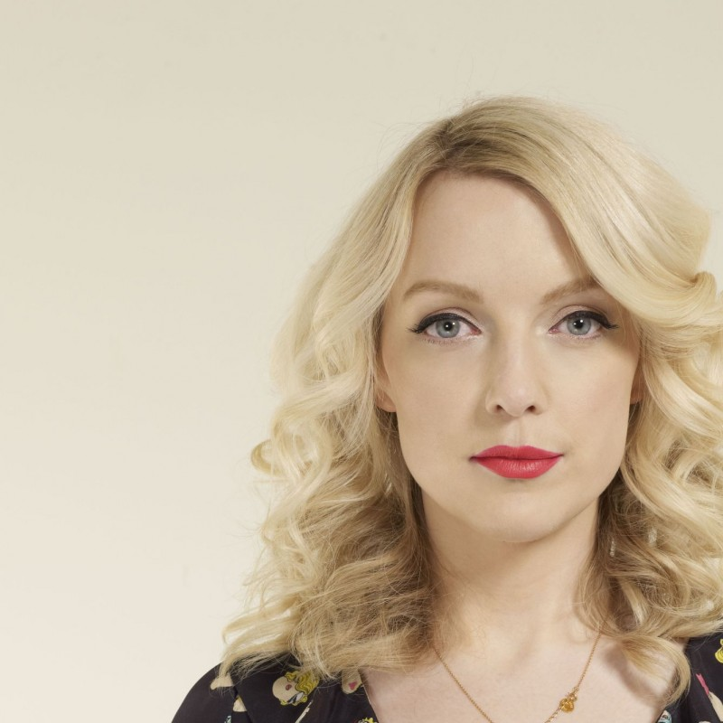 Lauren Laverne's Donated Floral Matthew Williams Dress
