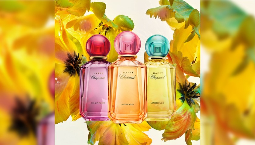 Happy Chopard - Bigaradia, Felicia Roses and Lemon Dulci Pack