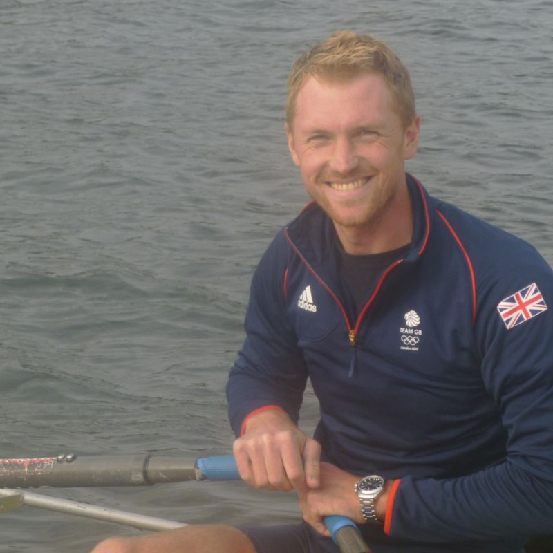 Can You Beat The GB Rowing Olympian? VIP Rowing Challenge