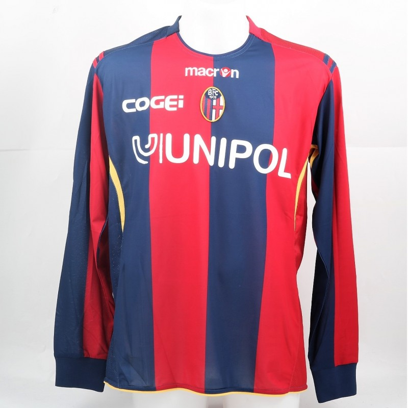 Volpi's Match-Issued/Worn Bologna Shirt, Serie A 2008/09