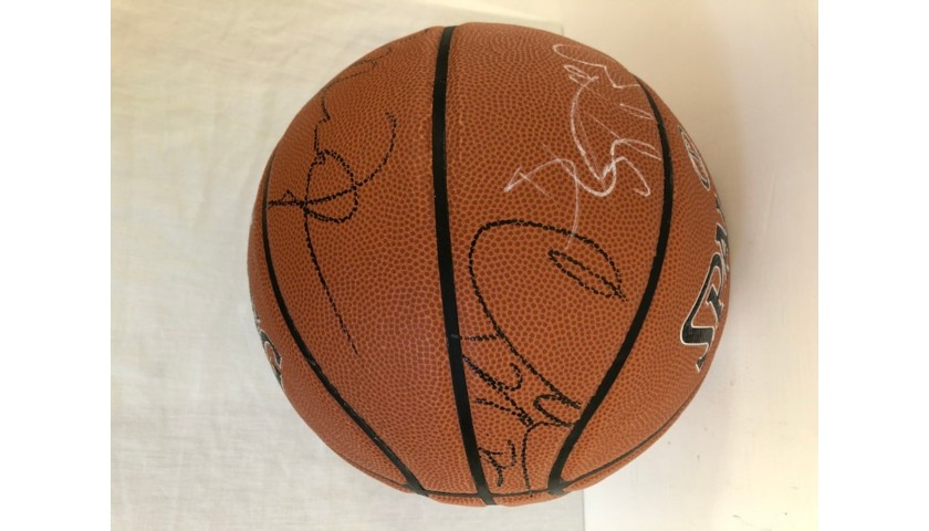 Official Spalding Basketball - Signed by the 1992 Dream Team