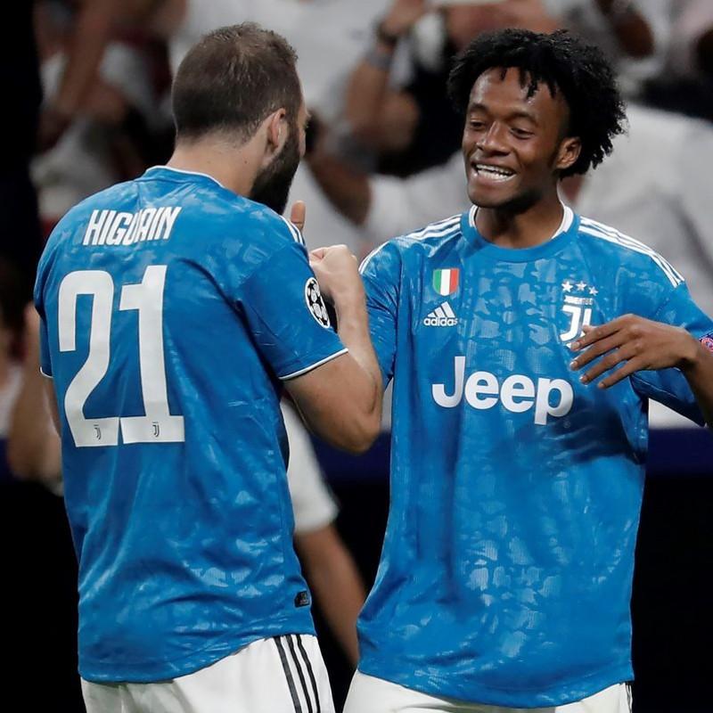 Pallone Ufficiale UCL 2019/20 - Autografato dalla Juventus