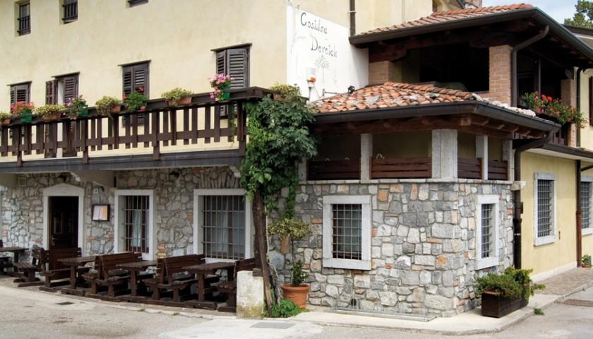 Tasting Menu for Two at Lokanda Devetak, Northern Italy