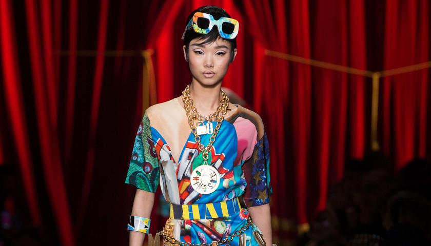 Tickets to the Moschino S/S 2018 Fashion Show in Milan